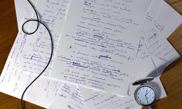 EUFRASIA GENTILESCHI, La suprema azione della poesia sul caos