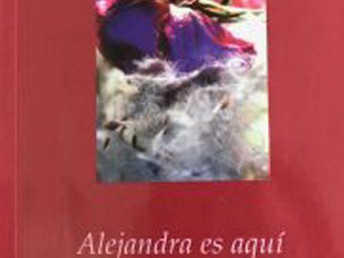 ROSARIA DI DONATO, Alejandra es aqui' di Franca Alaimo