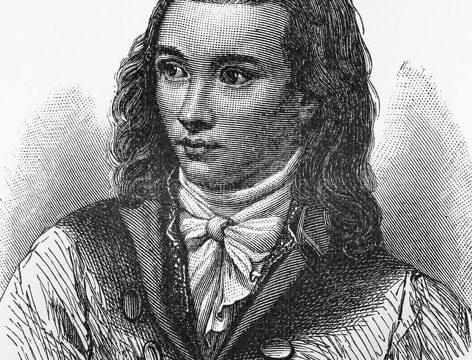 JAVIER JOSÉ RODRÍGUEZ VALLEJO,  El conde Friedrich Von Hardenberg Novalis