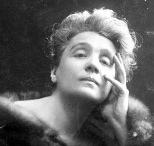 MARIA FARINA, Eleonora Duse