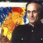 """ANDREA BONANNO, La pittura di Mario Schifano  e  lo  sguardo  del """"voyeur"""""""