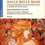 """RENATO FILIPPELLI, """"Eleonora dalle belle mani"""" di Carmen Moscariello"""