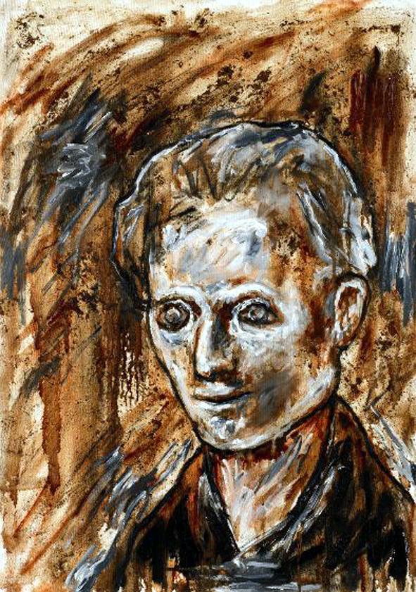 Avrei voluto non guardare - Omaggio a Giacomo Leopardi, 1998