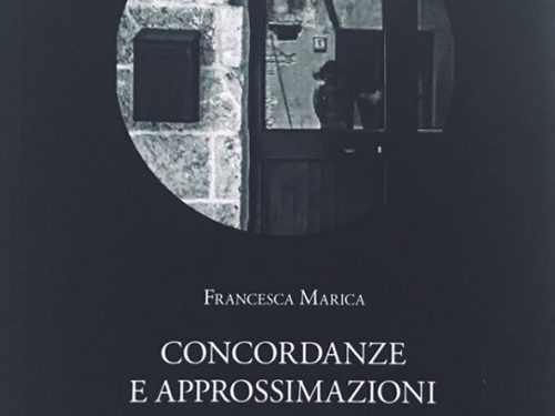 """GIANLUCA CONTE, """"Concordanze e approssimazioni"""" di Francesca Marica"""