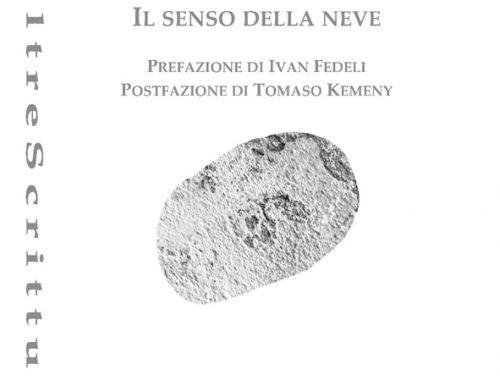 """TOMASO KEMENY, """"Il senso della neve"""" di Fabrizio Bregoli"""