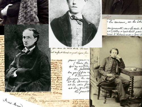 GIORGIO MOIO, Dove si nascondono i poeti?
