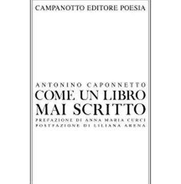 """FILOMENA CIAVARELLA, """"Come un libro mai scritto"""" di Antonino Caponnetto"""
